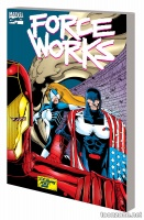 AVENGERS/IRON MAN: FORCE WORKS TPB