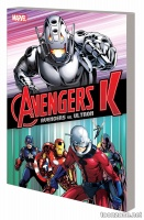 AVENGERS K BOOK 1: AVENGERS VS. ULTRON TPB