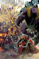 AVENGERS STANDOFF: ASSAULT ON PLEASANT HILL OMEGA #1 (Variant Cover)