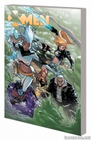 EXTRAORDINARY X-MEN VOL. 1: X-HAVEN TPB
