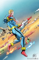 MIRACLEMAN BY GAIMAN & BUCKINGHAM: THE SILVER AGE #3 (Carlos Pacheco Variant)