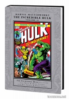 MARVEL MASTERWORKS: THE INCREDIBLE HULK VOL. 10 HC