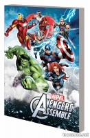 MARVEL UNIVERSE ALL-NEW AVENGERS ASSEMBLE VOL. 4 DIGEST