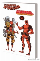 SPIDER-MAN/DEADPOOL VOL. 0: DON'T CALL IT A TEAM-UP TPB