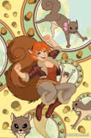 THE UNBEATABLE SQUIRREL GIRL #7 (Colleen Doran Variant)