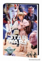 STAR WARS: EPISODE I — THE PHANTOM MENACE HC