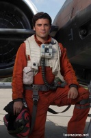 STAR WARS: POE DAMERON #1 (Movie Variant Cover)