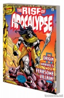 X-MEN: THE RISE OF APOCALYPSE TPB