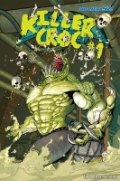 BATMAN: ARKHAM – KILLER CROC TP