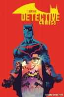 BATMAN: DETECTIVE COMICS VOL. 8: BLOOD OF HEROES HC