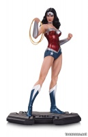 DC COMICS ICONS: WONDER WOMAN STATUE