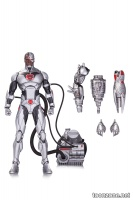DC COMICS ICONS CYBORG ACTION FIGURE