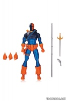 DC COMICS ICONS DEATHSTROKE ACTION FIGURE