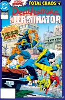 DEATHSTROKE THE TERMINATOR VOL. 3: NUCLEAR WINTER TP