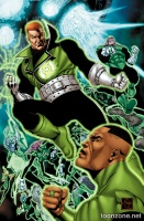 GREEN LANTERN CORPS: EDGE OF OBLIVION #5