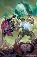 INJUSTICE: GODS AMONG US: YEAR FIVE #10