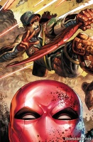 RED HOOD/ARSENAL #12