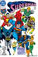 SUPERMAN: PANIC IN THE SKY TP NEW EDITION