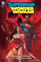 SUPERMAN/WONDER WOMAN VOL. 3: CASUALTIES OF WAR TP