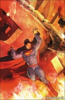 SUPERMAN #52 (Variant Cover)