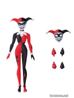 THE NEW BATMAN ADVENTURES: HARLEY QUINN ACTION FIGURE