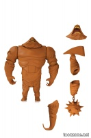 THE NEW BATMAN ADVENTURES: CLAYFACE ACTION FIGURE