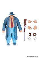 THE NEW BATMAN ADVENTURES: HARVEY BULLOCK ACTION FIGURE