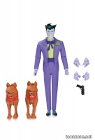 THE NEW BATMAN ADVENTURES: THE JOKER ACTION FIGURE