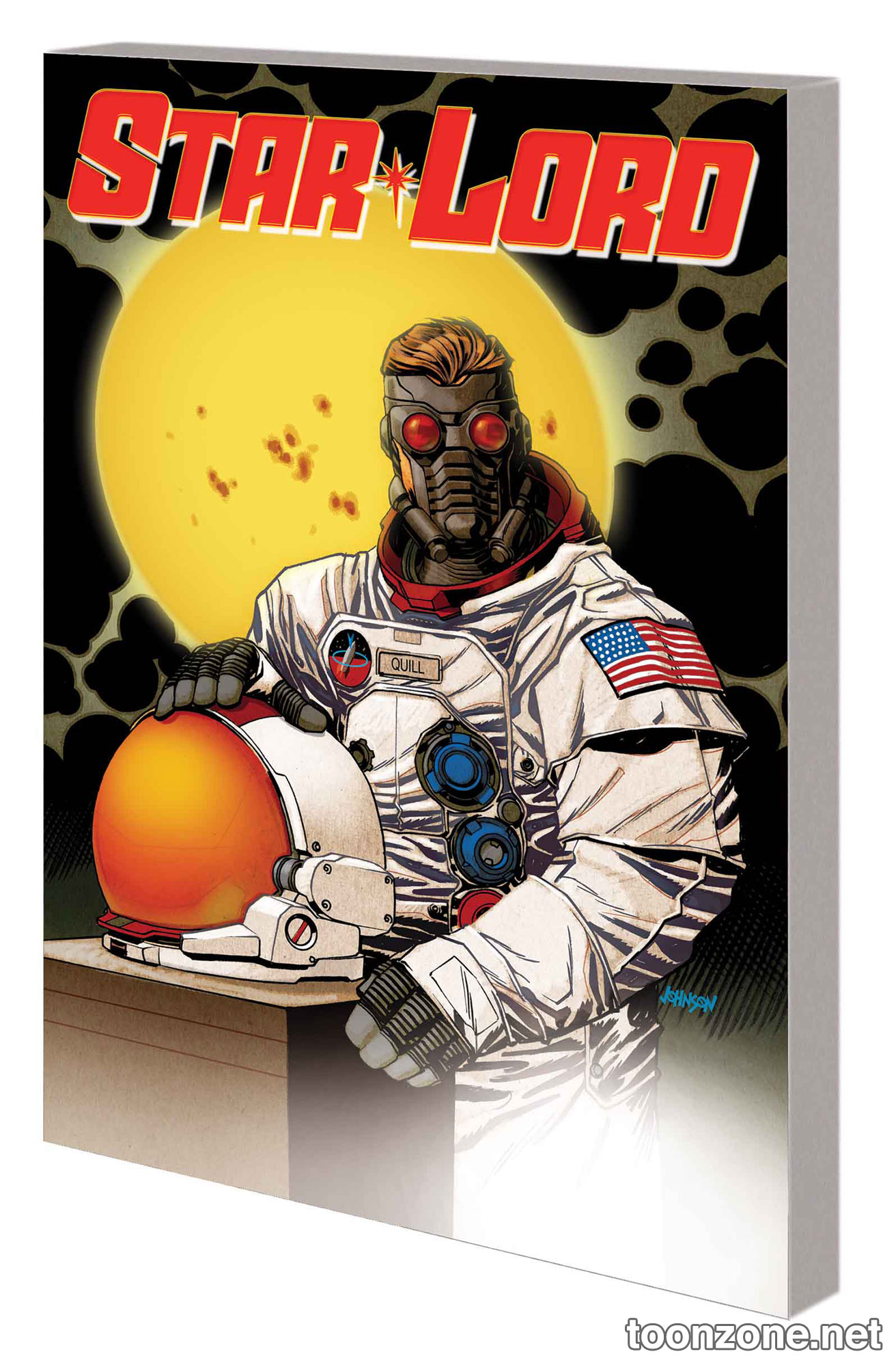 STAR-LORD VOL. 1: FIRST FLIGHT TPB