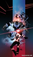 ALL-NEW X-MEN #9 (Age of Apocalypse Variant Cover)