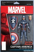 CAPTAIN AMERICA: STEVE ROGERS #1 (Action Figure Variant)