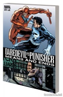 DAREDEVIL VS. PUNISHER: MEANS & ENDS TPB (NEW PRINTING)