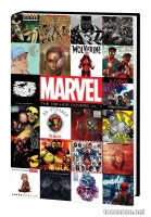 MARVEL: THE HIP-HOP COVERS VOL. 1 HC