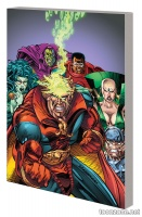INFINITY WATCH VOL. 2 TPB