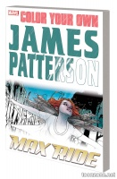 COLOR YOUR OWN JAMES PATTERSON