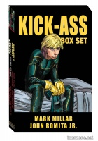 KICK-ASS TPB BOX SET SLIPCASE