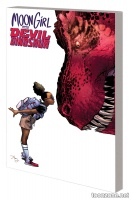 MOON GIRL AND DEVIL DINOSAUR VOL. 1: BFF TPB