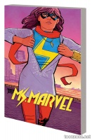 MS. MARVEL VOL. 5: SUPER FAMOUS TPB