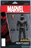 NIGHTHAWK #1 (Action Figure Variant)