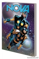 NOVA: THE HUMAN ROCKET VOL. 1 — BURN OUT TPB