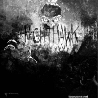 NIGHTHAWK #1 (Hip-Hop Variant)