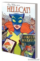PATSY WALKER, A.K.A. HELLCAT! VOL. 1: HOOKED ON A FELINE TPB