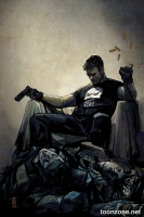 THE PUNISHER #1 (Variant Cover)