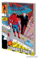 SPIDER-MAN: TOMBSTONE VOL. 1 TPB