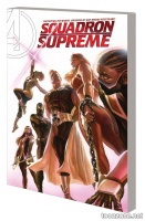 SQUADRON SUPREME VOL. 1: BY ANY MEANS NECESSARY! TPB