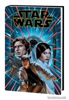 STAR WARS VOL. 1 HC - CASSADAY COVER
