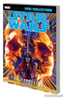 STAR WARS LEGENDS EPIC COLLECTION: THE REBELLION VOL. 1 TPB