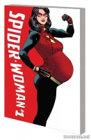 SPIDER-WOMAN: SHIFTING GEARS VOL. 1 TPB