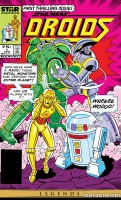 TRUE BELIEVERS: DROIDS #1
