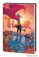 THOR BY JASON AARON & RUSSELL DAUTERMAN VOL. 1 HC